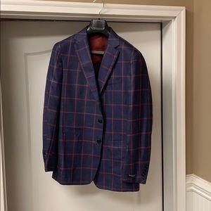 Peter Millar Mens Size 40 Suit